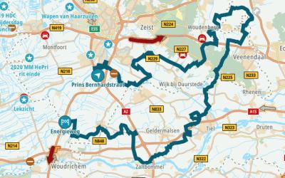 15 augustus 2020 | Rit midden Nederland